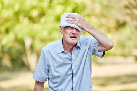 آنچه باید درباره ی گرما زدگی و راه های درمان آن بدانید