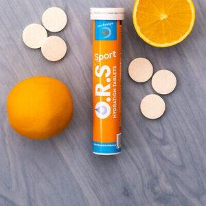 نمک های آب رسانی خوراکی (ORS) چیست؟