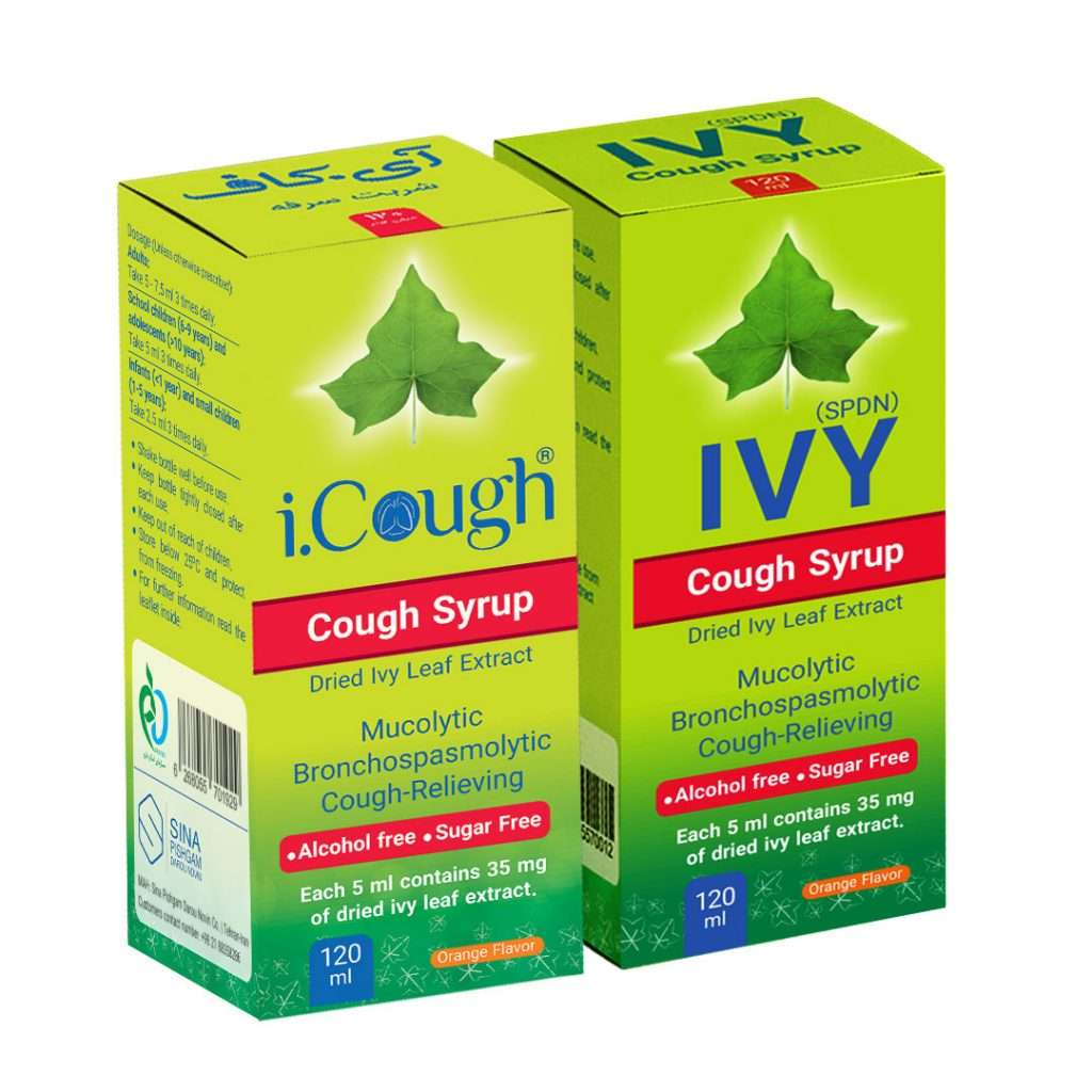 icough herbal cough syrup