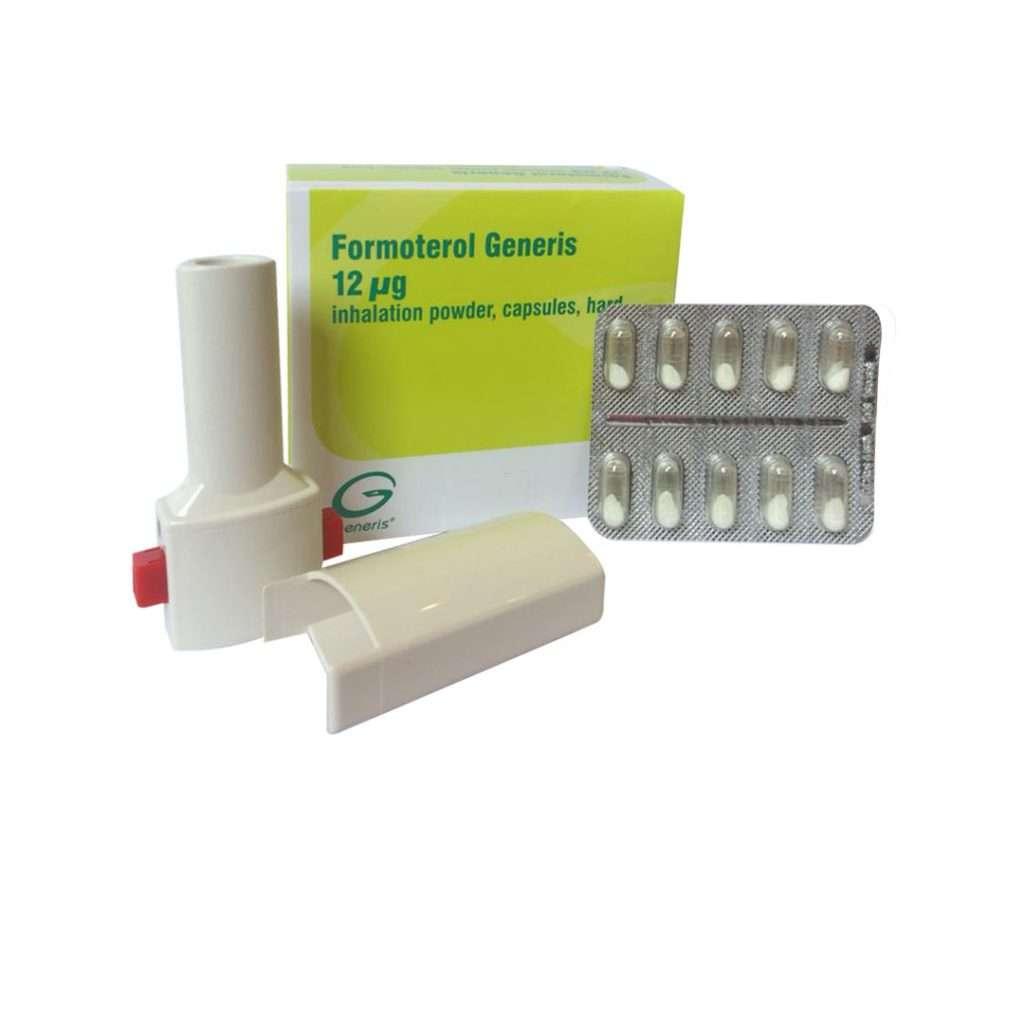 داروی فورمترول جنریس درمان انسداد مجاری تنفسی