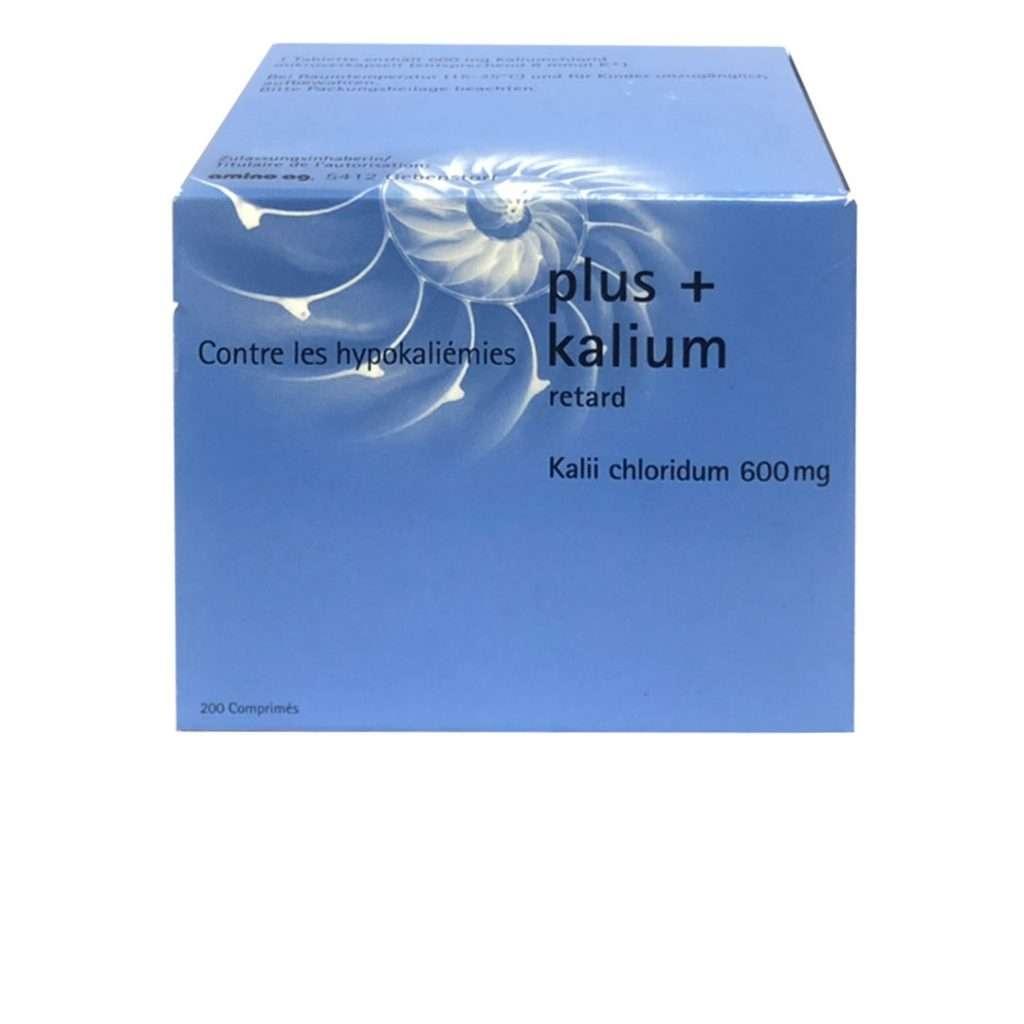 plus kalium